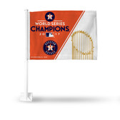 Houston Astros 2017 WORLD SERIES CHAMPIONS Car Flag