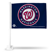 Washington Nationals Car Flag