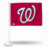 Washington Nationals SECONDARY DESIGN Car Flag
