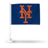 New York Mets Car Flag - SECONDARY DESIGN