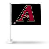 Arizona Diamondbacks SECONDARY DESIGN Car Flag