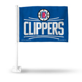 Los Angeles Clippers Car Flag 2015