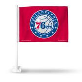 Philadelphia 76ers Car Flag