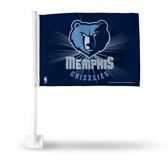 Memphis Grizzlies Car Flag