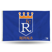 Kansas City Royals RETRO Banner Flag