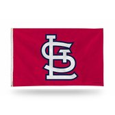 "St. Louis Cardinals ""STL LOGO"" Banner Flag"