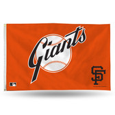 San Francisco Giants RETRO Banner Flag