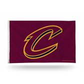 Cleveland Cavaliers Banner Flag (SCRIPT C DESIGN)