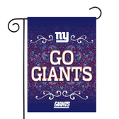 "New York Giants  Garden Flag13"" X 18"""