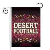 """Arizona Cardinals Garden Flag13"""" X 18"""""""