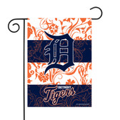 "Detroit Tigers Garden Flag13"" X 18"""