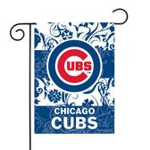 """Chicago Cubs Garden Flag13"""" X 18"""""""