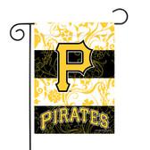 "Pittsburgh Pirates Garden Flag13"" X 18"""