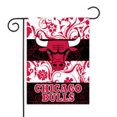 "Chicago Bulls Garden Flag13"" X 18"""
