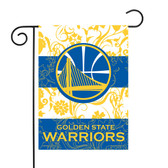 "Golden State Warriors Garden Flag13"" X 18"""