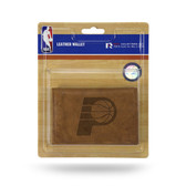 Indiana Pacers Leather Trifold Wallet