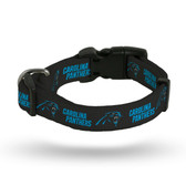 Carolina Panthers - CR Pet Collar - Medium