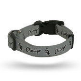 Chicago White Sox Pet Collar - Large