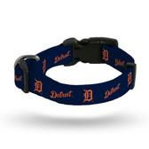 Detroit Tigers Pet Collar - Small
