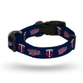 Minnesota Twins Pet Collar - Large