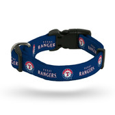 Texas Rangers - TX Pet Collar - Large