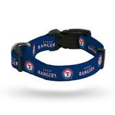 Texas Rangers - TX Pet Collar - Medium