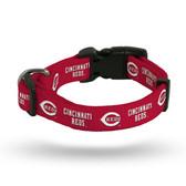 Cincinnati Reds Pet Collar - Large