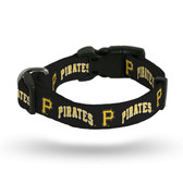 Pittsburgh Pirates Pet Collar - Large