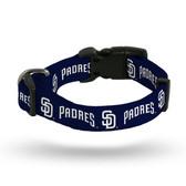 San Diego Padres Pet Collar - Large