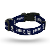 San Diego Padres Pet Collar - Small