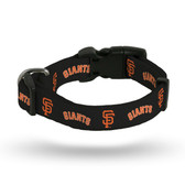 San Francisco Giants - SF Pet Collar - Medium