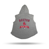 Boston Red Sox PET HOODIE - LARGE
