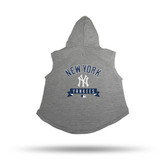 New York Yankees PET HOODIE - MEDIUM
