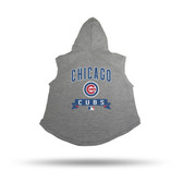 Chicago Cubs PET HOODIE - MEDIUM