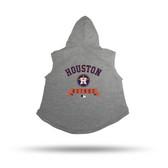 Houston Astros PET HOODIE - SMALL