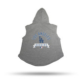 Los Angeles Dodgers PET HOODIE - LARGE
