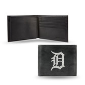 Detroit Tigers Embroidered Billfold