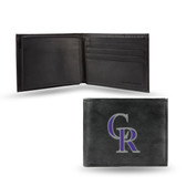 Colorado Rockies Embroidered Billfold