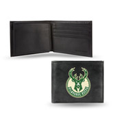 Milwaukee Bucks Embroidered Billfold