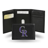 Colorado Rockies Embroidered Trifold