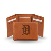 Detroit Tigers Embossed Trifold