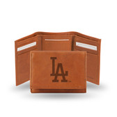 Los Angeles Dodgers Embossed Trifold