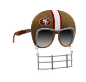 San Francisco 49ers Novelty Sunglasses