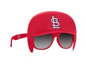 St. Louis Cardinals- STL Novelty Sunglasses