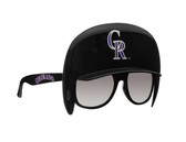 Colorado Rockies Novelty Sunglasses