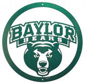 Baylor Bears 24 Inch Scenic Art Wall Design