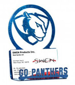 Eastern Illinois Panthers Business Card Holder