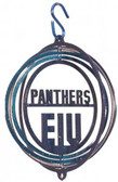 Eastern Illinois Panthers Tini Swirly Metal Wind Spinner