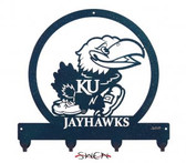 Kansas Jayhawks Key Chain Holder Hanger