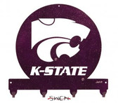 Kansas State Wildcats Key Chain Holder Hanger